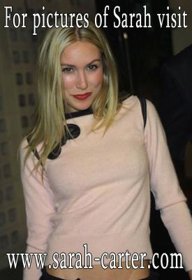 sarah carter actress